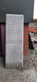 betonpoer 15x15x50 onderzijde 17x17 Grijs