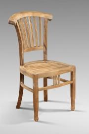 Teak stoel nieuw Ivy