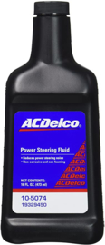 AC Delco power steering fluid