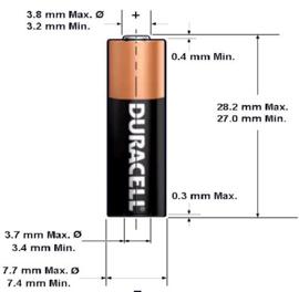 Mn27 batterij voor afstandsbediening