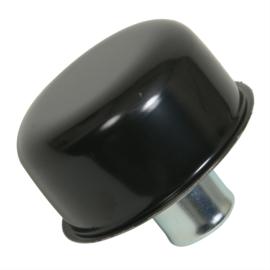 Breather zwart push-in