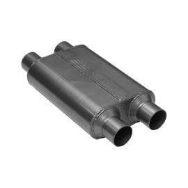 flowmaster 40 series dubbel in / dubbel uit 2,5 inch