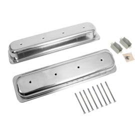 Chevrolet SB aluminium centerbolt klepdeksels