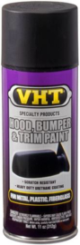 VHT hood, bumper & trim spray black  sp27