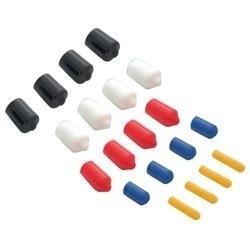 Afstop plugs kleur