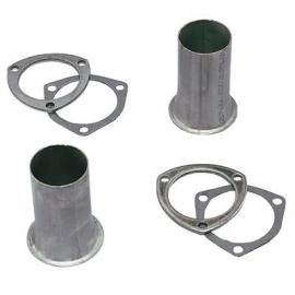 Headerflensen 3 inch met 3 inch pijp aansluiting