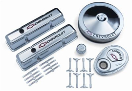 Chevrolet GM performance dress-up kit chroom