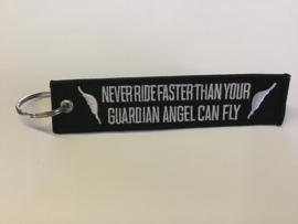 Guardian angel sleutelhanger