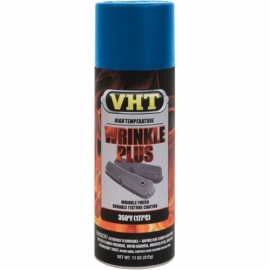 VHT wrinkle paint blauw sp206
