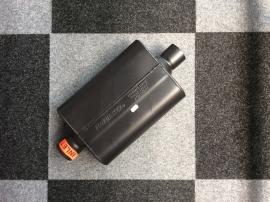 Flowmaster 44 series 2,5 inch