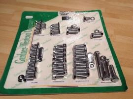 Chevy small-block motor bouten set