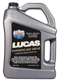 Lucas 10W30. 5 liter verpakking