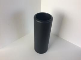 60 mm zwart eindsierstuk