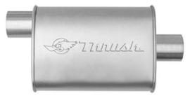 Uitlaatdemper Thrush Hush Super Turbo, 3 inch.