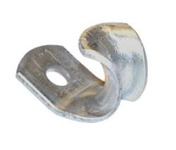Ophangbeugel voor rubber