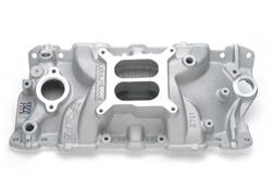 Edelbrock intake chevy small block