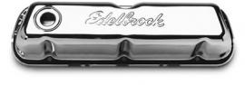 Ford klepdeksels edelbrock chroom