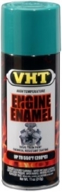 VHT engine ford green satin sp131