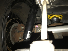 Ford mustang 2005-2014 verlagings set, coil over set.