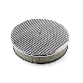 Aluminium 14 inch finned luchtfilter