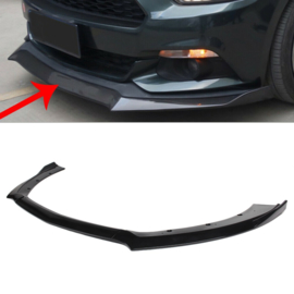 Ford mustang 2015-2018 frontbumper diffusser