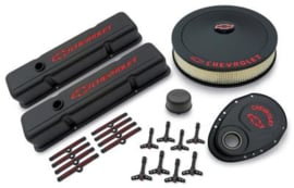 Chevrolet GM performance dress-up kit zwart