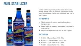 Lucas Fuel stabilizer. 237 ml verpakking
