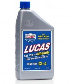 Lucas 15W40. 1 liter verpakking