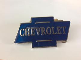 Buckle Chevrolet bowtie