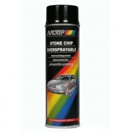 Motip stone chip Zwart  000001