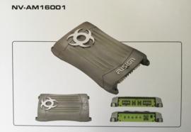 Fusion monoblock versterker 1600watt