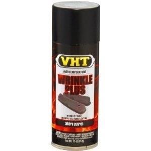 VHT wrinkle paint zwart sp201