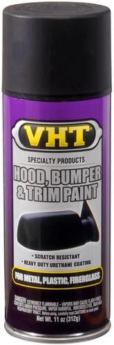 VHT hood, bumper & trim spray black  sp27