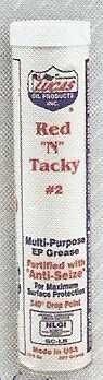 """Red """"N""""tacky grease. 397 gram"""