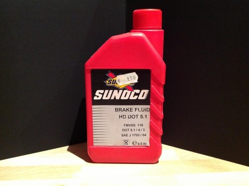 Sunoco DOT 5.1 Remolie