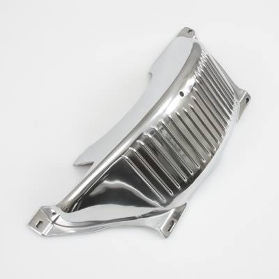 Aluminium dust cover th350-400