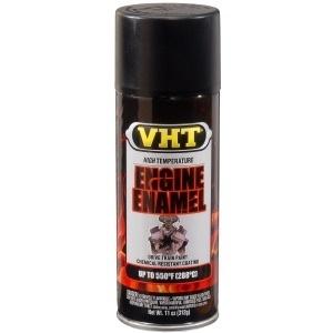 VHT engine  flat black sp130