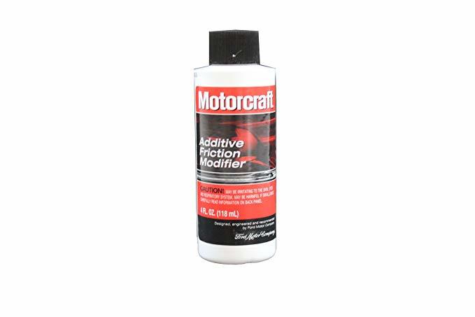 Motorcraft XL3 friction modifier additive 4586353