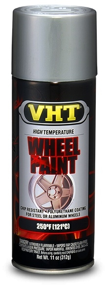 VHT wheel paint sp186 chevy rally silver