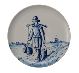 Water carrier plate
