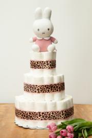 Pink Leopard Nijntje