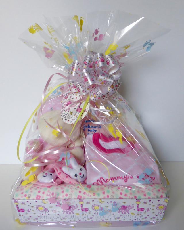 Baby Meisje Kado Verpakking Sugarbush Gifts