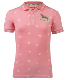 Red Horse Poloshirt Venice