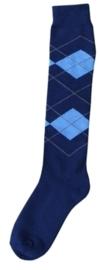 Excellent sokken Navy/Blauw/Grijs