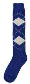 Excellent sokken Blauw/beige