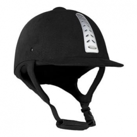 Halorider cap zwart