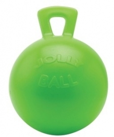 Jolly ball groen (appelgeur)