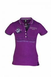Horka polo shirt Allergo Violet (Paars)
