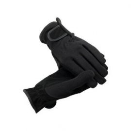 Multi-Stretch Rijhandschoenen Zwart