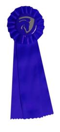 Rozet Blauw